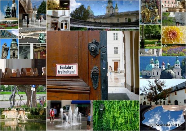 Salzburg-Mosaico