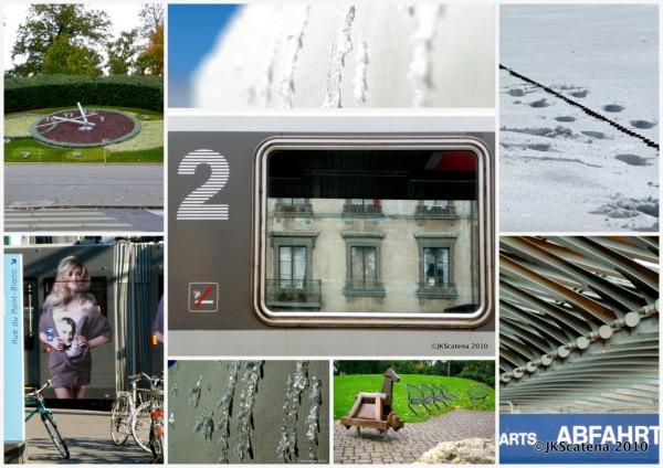 Collage - Switzerland
