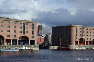 Liverpool's Albert Docks