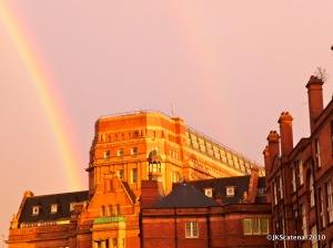 Rainbow @ Manchester University