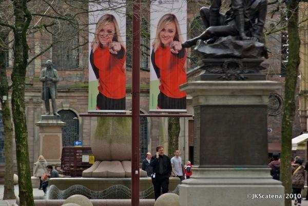 St. Ann Square, Manchester