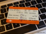Train Ticket London Euston - Manchester Piccadilly