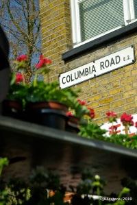 Columbia Rd