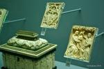 Coleção de peças de marfim