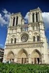 Paris-Notre_Dame-Façade