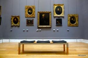 Sente (Louvre) - Rembrandt