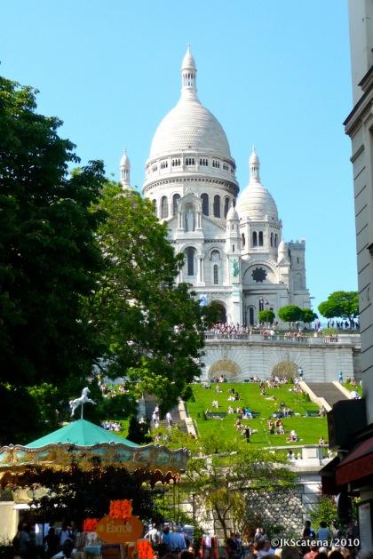 Paris, Sacré-Coeur