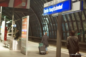 Berlim Hauptbahnhof