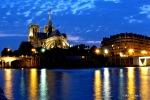 Pôr do Sol Parisiense