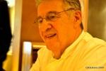Chefe (estrelado) Bruneau, que foi mestre do nosso brasileiro Alex Atala