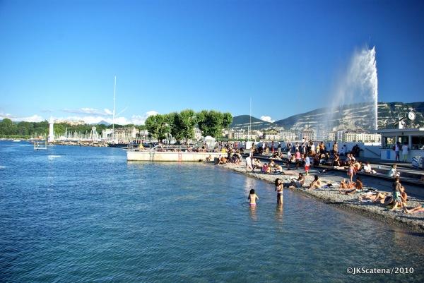 Genebra - Bain des Paquis