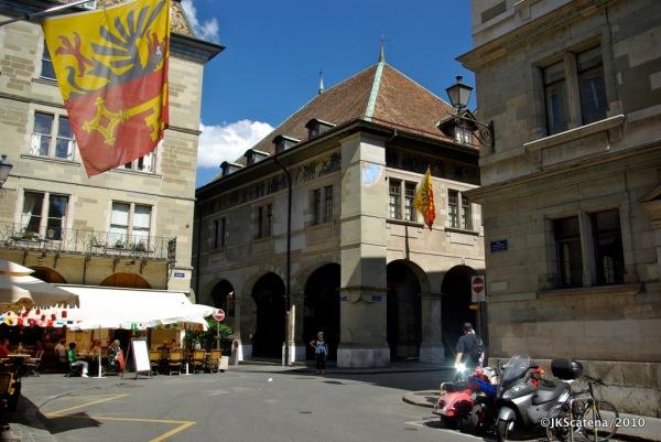 Genebra - Cidade Velha