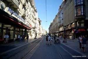 Genebra - Compras - Rue Croix d'Or
