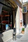 Genebra - Café Pessoa - Fachada