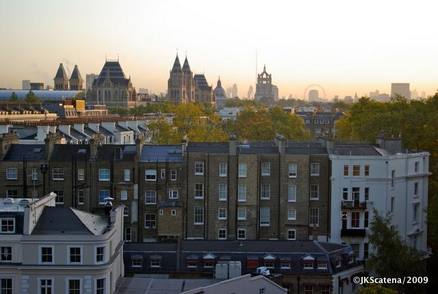 E o apartamento ainda tem uma belíssima vista!