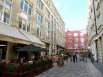 """Regent Street Food Quarter, uma """"praça de alimentação"""" chiquérrima, uma ótima dica!"""