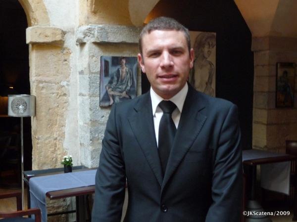 Franck Sciessere, do Cours do Lodge