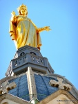 A Virgem Dourada de Fouvier