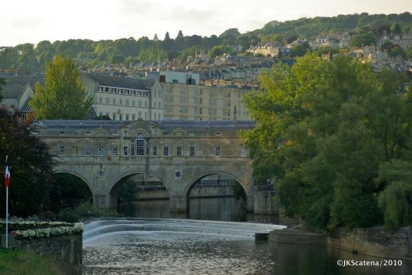 Bath: Avon River & Pulteney Bridge
