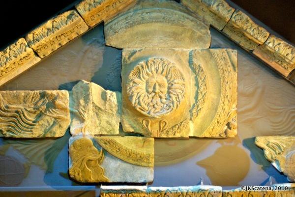 Roman Baths: Façade