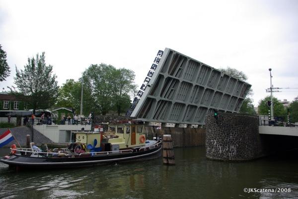 Amsterdam: Canal