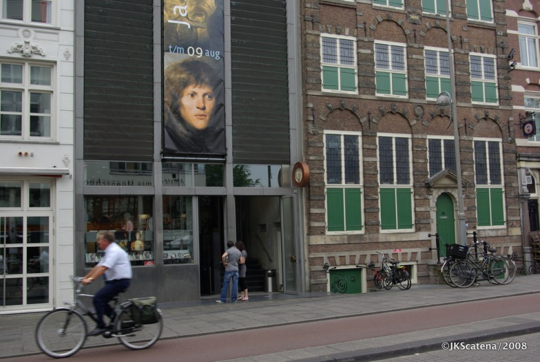 Amsterdam: Rembrandthuis