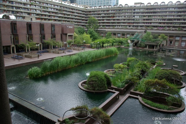 London: Barbican Estate
