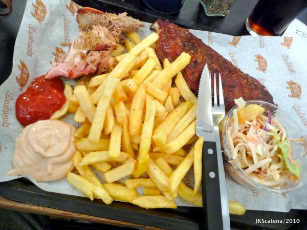 London - Bodean's Ribs