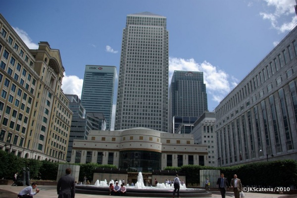 London: Canary Wharf