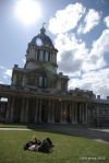 London: Greenwich, Royal Naval College