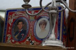London: Portobello Market – Charles & Diana