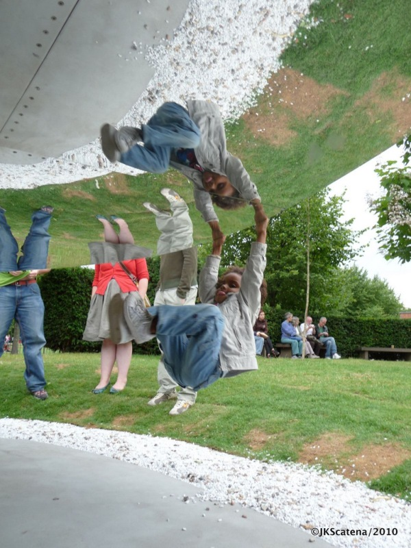 London: Serpentine Gallery - Reflections 3