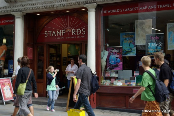 Stanfords - The World's largest map and travel bookshop