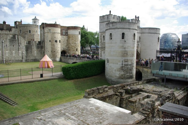London: Tower of London - External