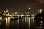 London: Waterloo Bridge View – City and St Paul'sCathedral