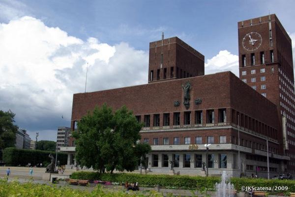 Oslo: City Hall