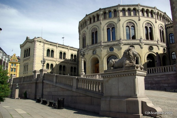 Oslo: Stortinget Parliament