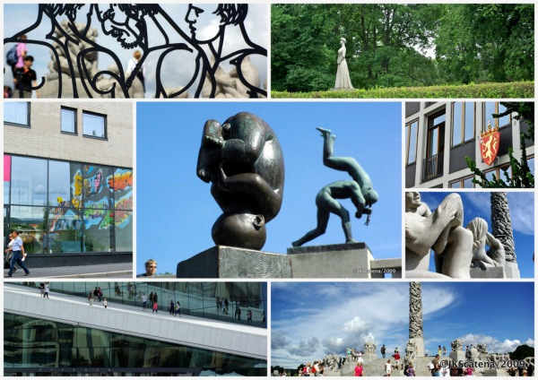 Oslo: Collage