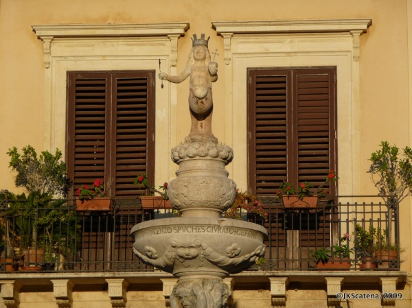 Taormina: Centauresa