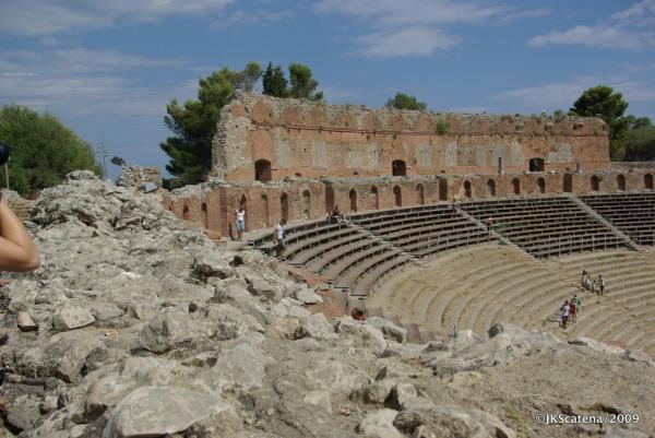 Taormina: Teatro Greco-Romano