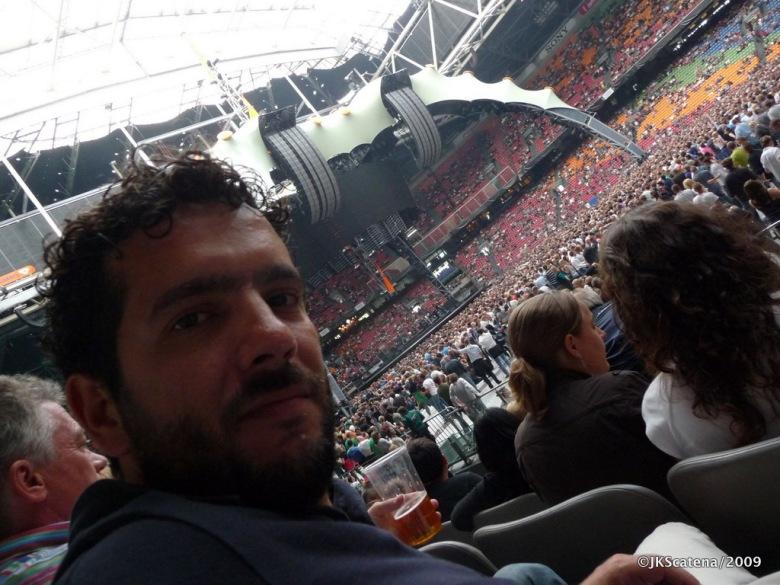 U2 @ Amsterdam: JKScatena