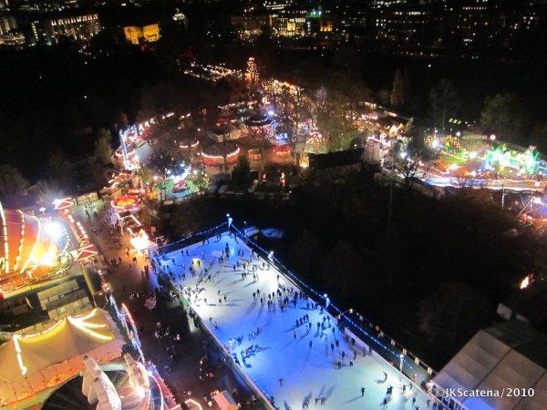 London: Hyde Park Winter Wonderland