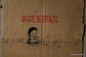 London: Marks & Stencils Shop, Made in Brazil
