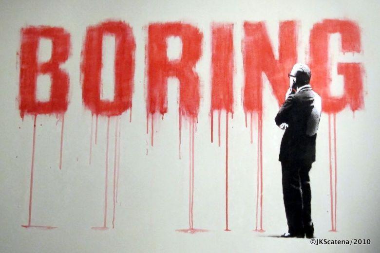 London: Marks & Stencils Shop, Banksy style