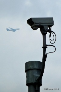 London: CCTV is watching you
