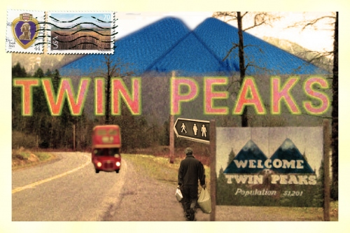 Welcome to Twin Peaks:  Every day, once a day, give yourself a present. Don't plan it. Don't wait for it. Just let it happen.