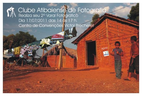 2º Varal Fotográfico do Clube Atibaiense de Fotografia