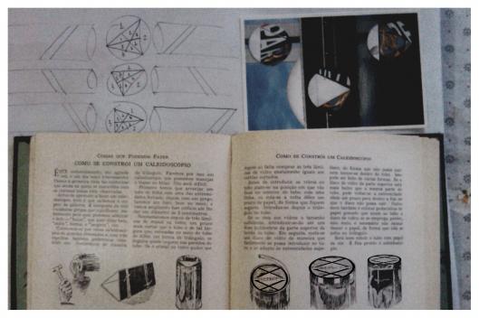 Como construir Caleidoscópios | Atibaia | Jaime Scatena