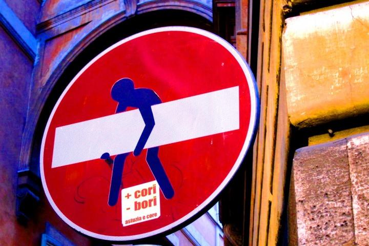 Rome: Urban Anti-Art