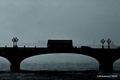 London: Foggy Day